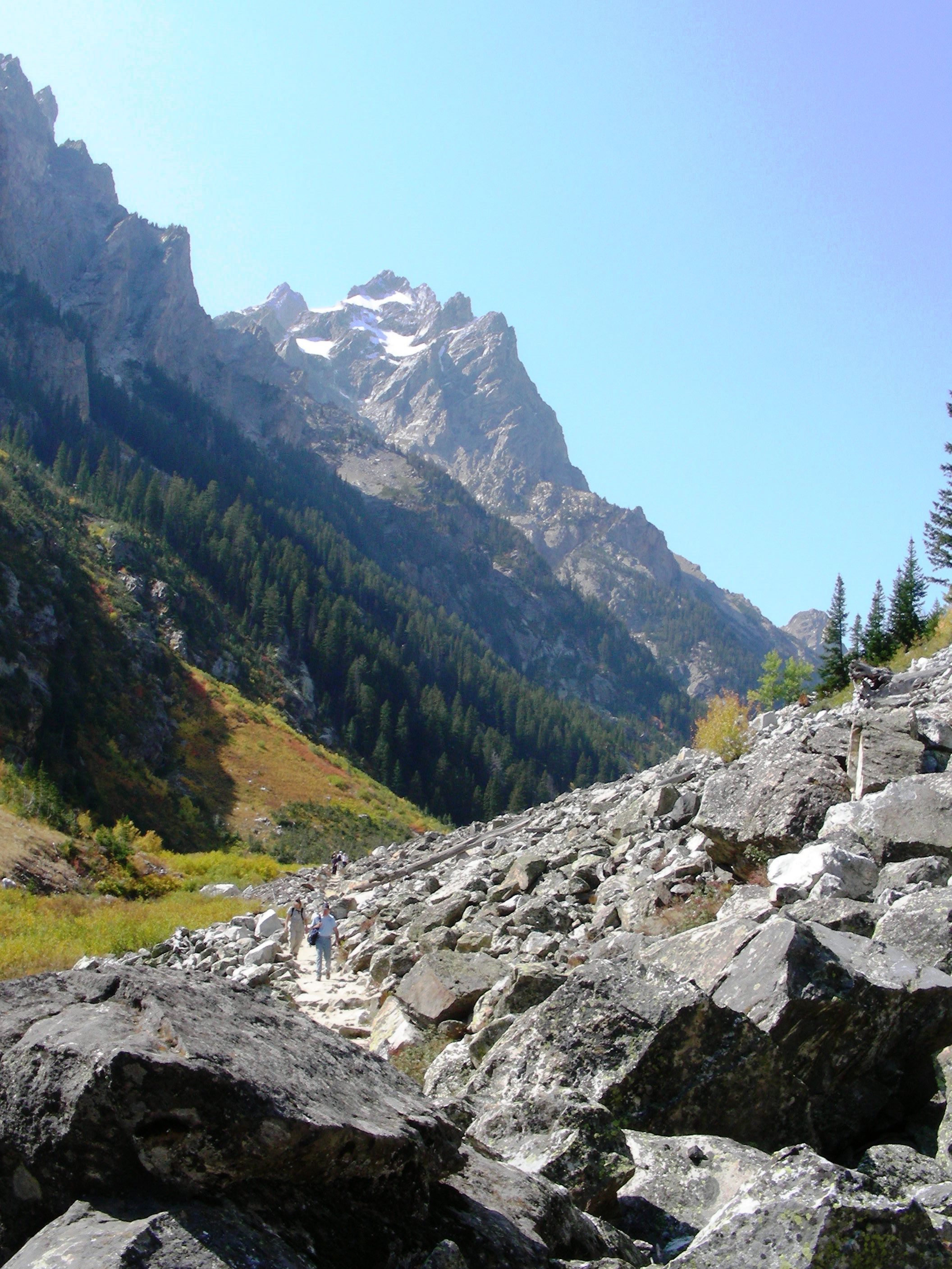 grand teton trail